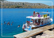 Excursions to Kornati National Park